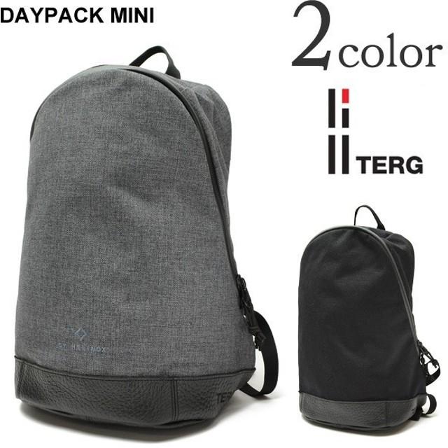 TERG BY HELINOX (ターグ バイ へリノックス) デイパック ミニ / バックパック / リュック / メンズ / レディース