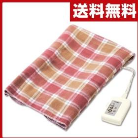 電気毛布 (ひざかけ毛布120×62cm) CWS-H120 電気膝掛け毛布 電気ひざ掛毛布 電気ひざかけ毛布 電気ブランケット