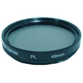 ●ROWA  カメラ用PL偏光フィルター 径:49mm 反射光除去