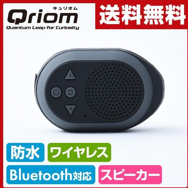 Bluetooth 防水 アクティブ ワイヤレス スピーカー BTSPK-KOI ポータブルスピーカー スピーカー ハンズフリー通話 アウトドア サイクリング ブルートゥース