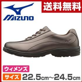 ウォーキングシューズ レディースサイズ22.5cm-24.5cm LD40  ブロンズ ウィメンズ 女性 シューズ 靴 スニーカー 軽い LD-40