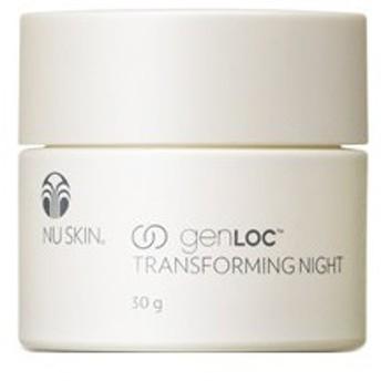 NU SKIN ニュースキン genLOC トランスフォーミングナイトクリーム (クリーム) 消費期限:2020年08月