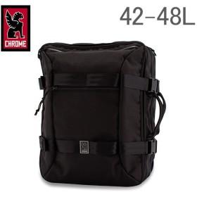 【あすつく】 クローム Chrome リュック 2way トラベルバッグ 42-48L バックパック BG-209 All Black Macheto Travel Pack トラベルパック 旅行 出張