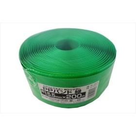 アイネット:PPバンド 緑15.5mmx200m PB-152-5