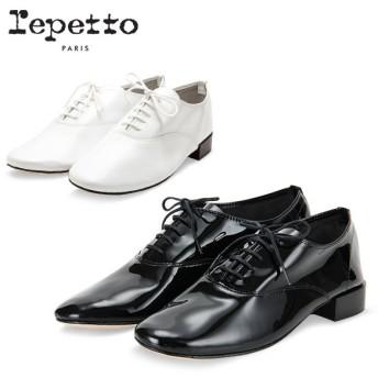 売り尽くし  売り尽くし  レペット  レースアップシューズ ジジ エナメル V377V MYTHIQUE FEMME ZIZI レディース レザー オックスフォードシューズ 革靴