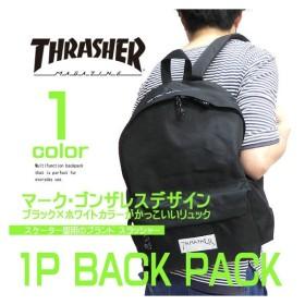 THRASHER バッグ スラッシャー デイパック マーク ゴンザレス リュックサック 1Pバックパック THRASHER-THRGZ5900