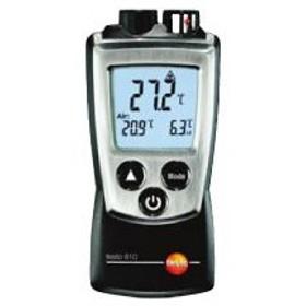 テストー (testo) 赤外放射温度計 testo810 (0560 0811)