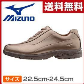 ウォーキングシューズ レディースサイズ22.5cm-24.5cm LD40 III ブロンズ ウィメンズ 女性 シューズ 靴 スニーカー 軽い LD-40