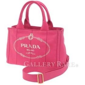 2d0b5aa4c69d プラダ トートバッグ カナパ CANAPA ピンク 2wayショルダーバッグ 1BG439 PRADA バッグ
