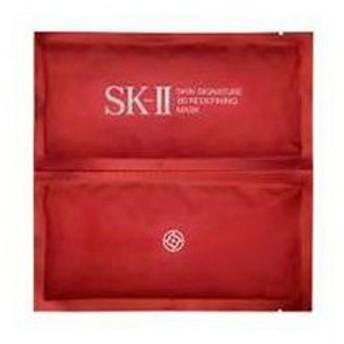 マックスファクター SK-II スキン シグネチャー 3D リディファイニング マスク 1枚
