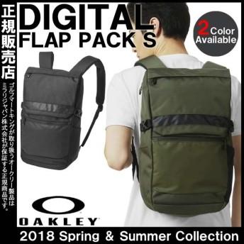 19L リュック デイバック 通勤 日本正規品 OAKLEY オークリー デジタル フラップパック S 2.0 バックパック 921391JP