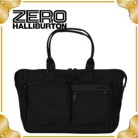 ZEROHALLIBURTON ZEST ゼスト Double Front Pocket Tote Black ブラック 742-BK