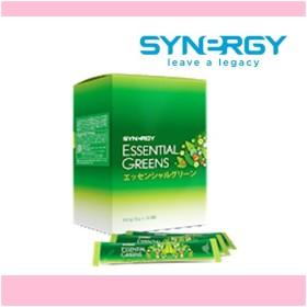 シナジー エッセンシャル グリーン Synergy (小麦葉・麦芽・大麦混合食品) ダイエット