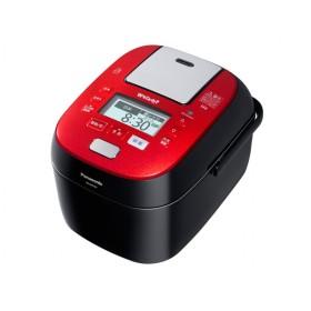 パナソニック Wおどり炊き SR-WSX107S ルージュブラック 1.0L(5.5合)炊き SR-SPX107のパナソニックのお店取り扱いモデル