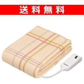 電気しき毛布(シングルSLサイズ タテ160×ヨコ80cm) DB-SUKL40-C