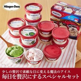 送料無料 ハーゲンダッツ セレクション(メーカー直送品) アイスクリーム アイスギフト*d-M-HD-S12*