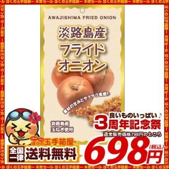 フライドオニオン 淡路島フライドオニオン 100g たまねぎ 玉ねぎ タマネギフライ 玉葱 送料無料