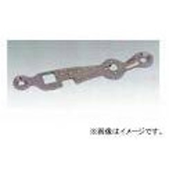スリーエッチ H.H.H. 八徳スパナ(ボタン取付け用スパナ) 8S