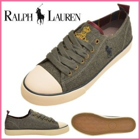 ポロ・ラルフローレン Polo Ralph Lauren 靴 ガールズ スニーカー ウール ラルフローレン シューズ FALMUTH LOW キャッシュレスで6%還元