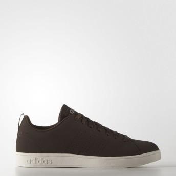 (セール)adidas(アディダス)シューズ カジュアル VALCLEAN2 BTX04 AW4644 メンズ ダークブラウン/ダークブラウン/STカーゴカーキF13