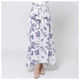 【Kahiko】チャプスイサッシュスカート / ワンピース ホワイト