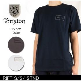 ブリクストン BRIXTON RIFT S/S/ STND /06284 【服】 Tシャツ Uネック