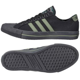 (セール)adidas(アディダス)シューズ カジュアル VLNEO 3 STRIPES LO F39094 メンズ BLACK