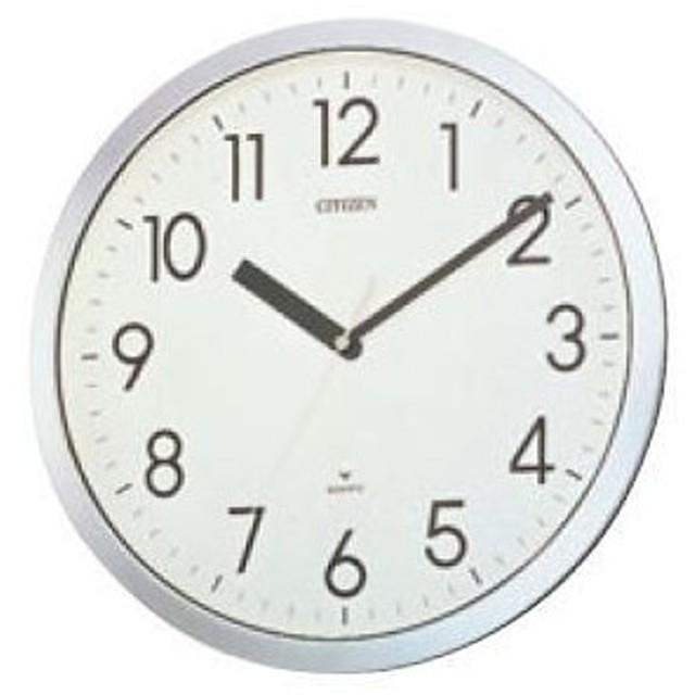 シチズン 掛時計 スペイシー 522(厨房室用)