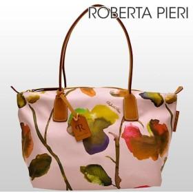 ロベルタピエリ バッグ 新作 ROBERTA PIERI トート ショルダー FLOWER RPRBFLSTRO flowertote キャッシュレスで全品6%還元