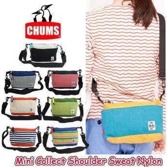 CHUMS チャムス Mini Collect Shoulder Sweat Nylon ch60-0840