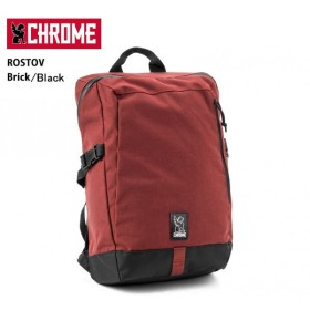 CHROME クローム バックパック ROSTOV Brick Black/BG187 【カバン】ロストフ/日本正規品