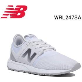ニューバランス new balance スニーカー WRL247SA WHITE  レディース 日本正規品  【靴】