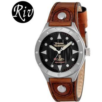 [厳選]ヴィヴィアン・ウエストウッド Vivienne Westwood 腕時計 レディース メンズ ユニセックス vv160bkbr