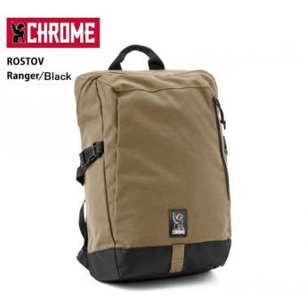 CHROME クローム バックパック ROSTOV Ranger Black/BG187 【カバン】ロストフ/日本正規品