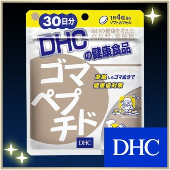 dhc サプリ 【メーカー直販】 ゴマペプチド 30日分   サプリメント
