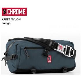 CHROME クローム メッセンジャーバッグ KADET Nylon  Indigo/BG196 【カバン】カデット/日本正規品