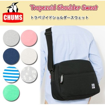 chums チャムス Trapezoid Shoulder Sweat CH60-2125
