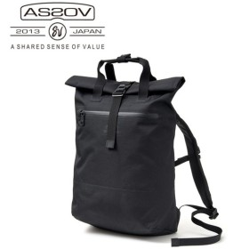 AS2OV/アッソブ トートバッグ WATER PROOF CORDURA 305D 2WAY TOTE 141605 【カバン】バックパック 日本正規品