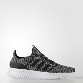 (セール)adidas(アディダス)シューズ カジュアル CLOUDFOAM ULT W CFW19 BC0033 レディース コアブラック/コアブラック/ランニングホワイト