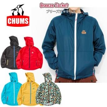 chums チャムス ユニセックス Breeze Jacket CH14-1024