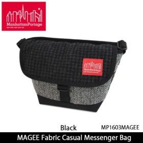 正規品 マンハッタンポーテージ Manhattan Portage ショルダー MAGEE Fabric Casual Messenger Bag MP1603MAGEE