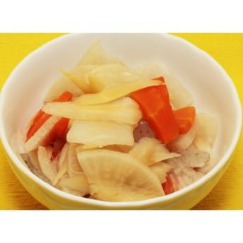 野菜の旨みを残した下ゆで野菜 豚汁の具 220g×20袋 【国産 国内産 国内加工 ゆでベジ 茹でベジタブル 中食】