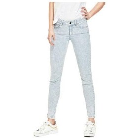 GUESS ゲス MARILYN 3-ZIP SKINNY DENIM PANT JAPAN EXCLUSIVE ITEM