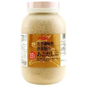 ユウキ食品 化学調味料無添加のあごだし 400g ×12個  【YOUKI 顆粒 マコーミック 和風だし 和食】