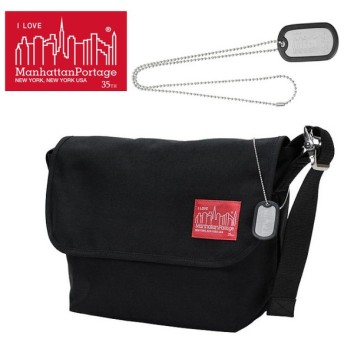 ManhattanPortage マンハッタンポーテージ 35TH ANNIVERSARY MODEL Vintage Messenger Bag M