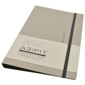 神戸派計画 A3サイズ PORT PIT(ポートピット) 01-00328 グレー / 高級 ブランド /  34213 (1350)