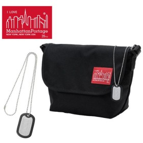 ManhattanPortage マンハッタンポーテージ 35TH ANNIVERSARY MODEL Casual Messenger Bag S