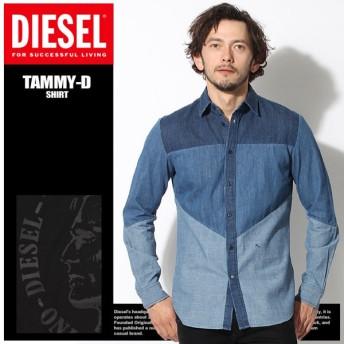 ディーゼル DIESEL ウェア トップス デニムシャツ TAMMY-D SHIRT メンズ
