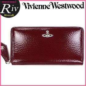 キャッシュレスで全品6%還元 [厳選]ヴィヴィアンウエストウッド 財布 長財布 ラウンドファスナー Vivienne Westwood APOLLO 32644