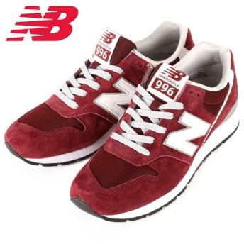 ニューバランス new balance  MRL996 KD RED レッド /日本正規品
